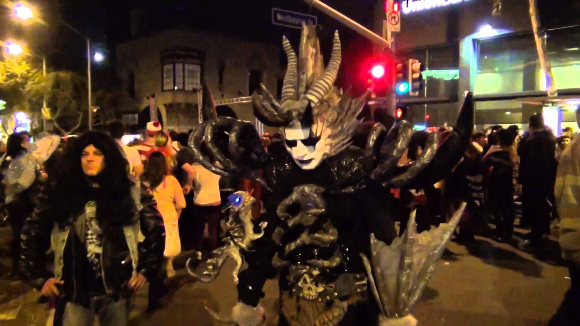 West Hollywood Nixes Permit Parking During Annual Halloween Carnaval Westsidetoday